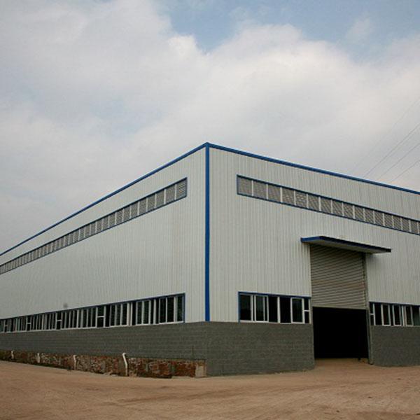 海天机械厂房